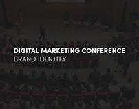 Digital Marketing Conference / Brand Identity