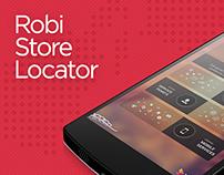 Robi Store Locator - Mobile App