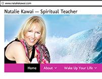 Natalie Kawai, Spiritual Teacher