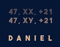 Daniel - documental film poster