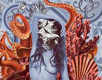 AMIGOS DEL OLIMPO - Collages
