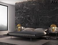 Elegance - Bedroom CGI