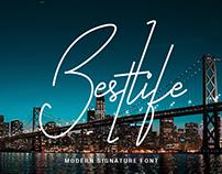 Bestlife - Free Font