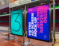 Metro Ad Screen Mock-Ups 7 (v.2)