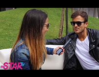MyStar - MTv European Music Awards - David Carreira