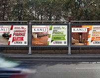Kanlı Billboard Tasarımı