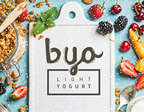 Byo - Antiwaste Yogurt Packaging