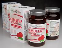 Raspberry Ketone supplement label