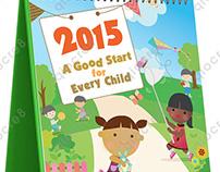 Early Childhood Development Agency (ECDA) 2015 Calendar