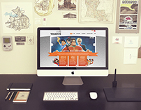VIGAMUS - VIDEO GAMES MUSEUM |  Restyling of the site
