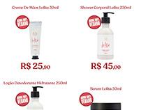 E-mails Marketing Campanha Lolita e Pais 2020 (TBS)