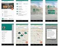 Localiy Mobile App