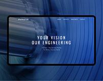 Petratec Website