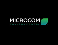 Microcom - Logo Design