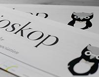 Bioskop Logo & Folder
