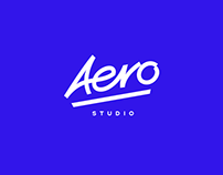 Aero Studio – branding & wayfinding