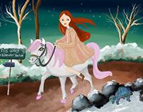 Wonderland with Pony