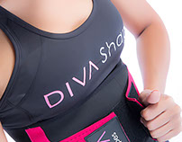 Fitness Photography for Diva Shape