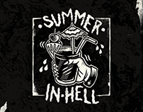 Summer in Hell - Handmade Textures