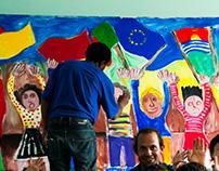 Murales a scuola
