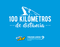 100 Km de distancia | Young Lions Cyber Colombia 2017