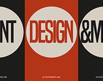 Crimes Against Design