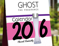 Ghost Perfume - Theme based calendar