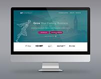 Website design / BetConstruct