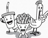 ¡AlaGran! Wings&Fries