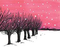 Winter season