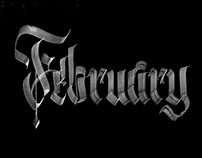 Alternate Spellings - February