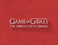 Game of Goals: The World Cup Is Coming