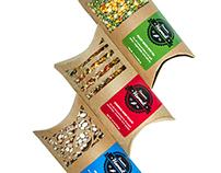 Season's Harvest Packaging