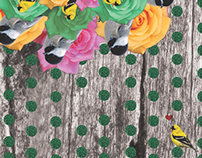 Birdie Love :: 2015 Valentine's Card