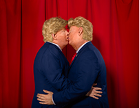 Kissing Trumps