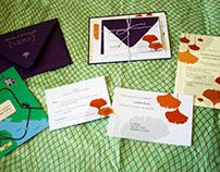 Wedding Invitation, Full Suite