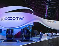 Robocom VR @Middle East Games Con 2019 (UAE)