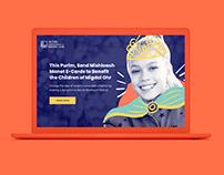 Purim e-Cards Campaign