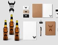 Viking Cider Etiqueta de Sidra