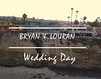 Bryan & Lauren Wedding Day Trailer