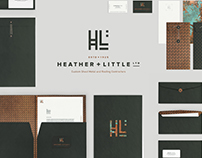 Heather & Little / Branding
