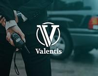 Security company Brand Design