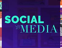 SOCIAL MEDIA APRIL 2018
