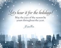 2014 News America Marketing Holiday Card