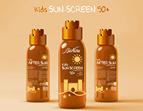 After sun skin care for kids