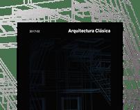 CF_ARQUITECTURA CLASICA_ARQUITECTURAS NARRATIVAS_201720
