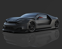 Concept car Demon