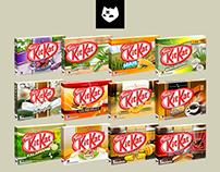 Kit-Kat Philippine Flavors