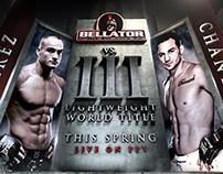 Lightweight World Title | Bellator MMA | PPV Bumper