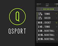 QSPORT App